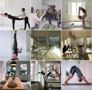 TULA yoga Amsterdam - Year 2018