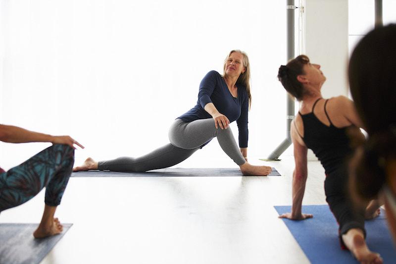 Beginnen met yoga bij Tula
