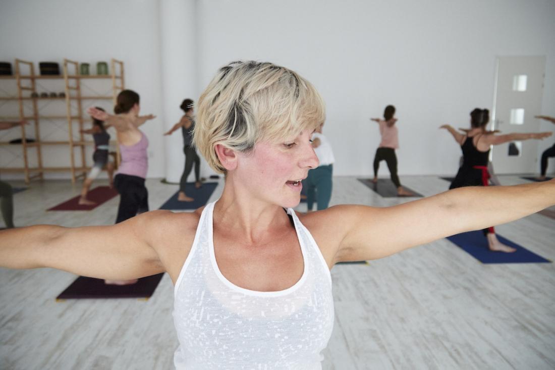 Tina Rumenovic Ashtanga Yoga