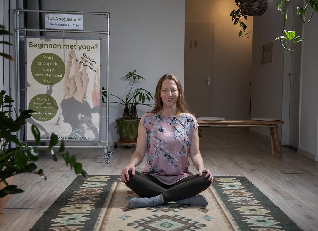 Welkom bij Tula yoga Ede - Eva de Hoijer