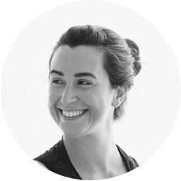 Vinyasa lead trainer Beatrice Savaris