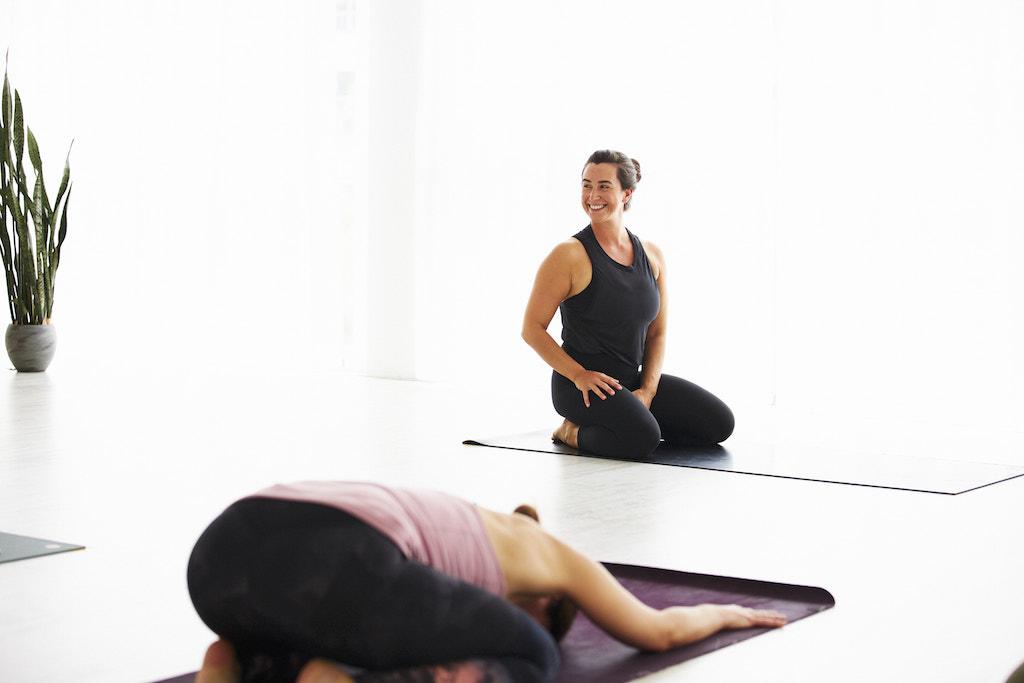 Beatrice Savaris Vinyasa Yoga Teacher Training TULA