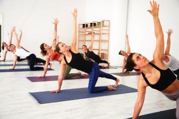 a training for yoga teachers by Fleur van Zonneveld