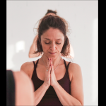 Yogateacher Cristina Repas