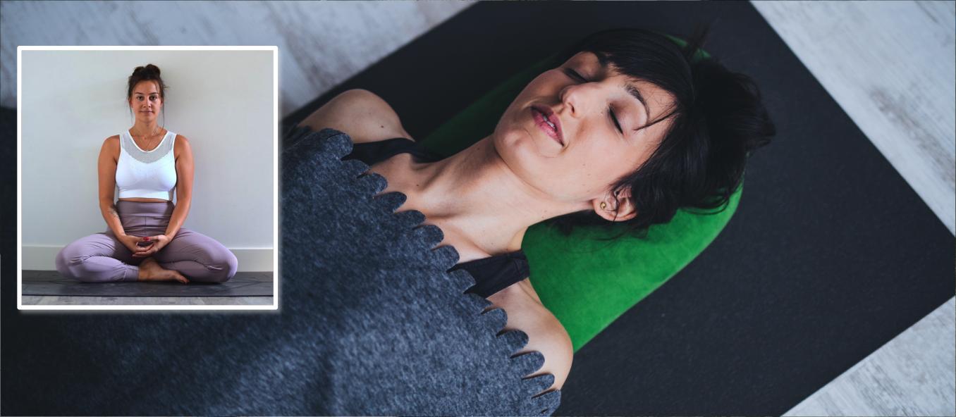 Cursus Stressreductie door middel van yoga, meditatie en ademhaling