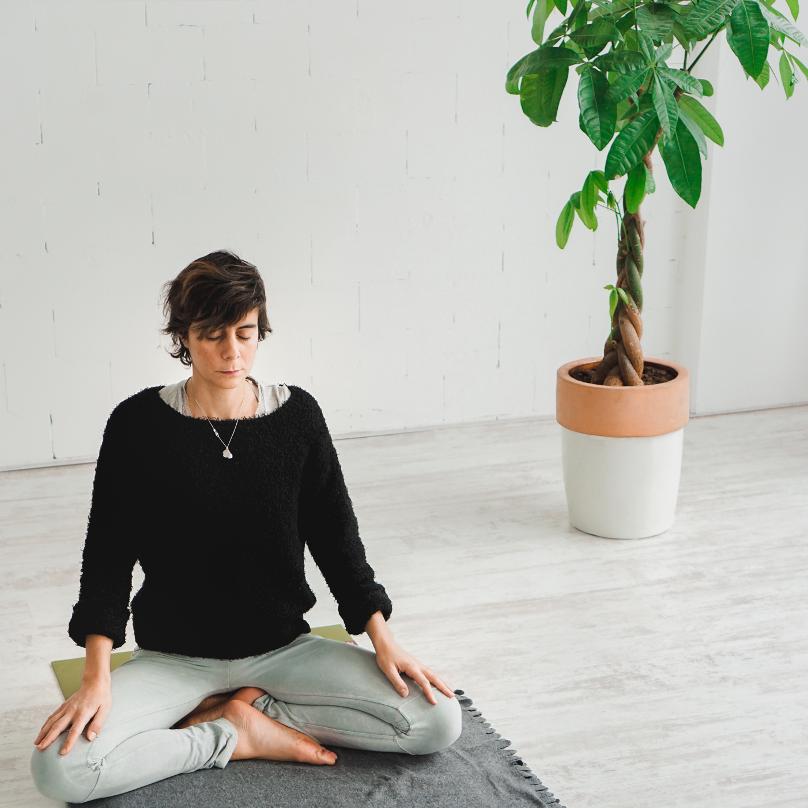 meditatie en mindfulness bij Tula Yogastudio's