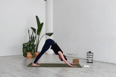 Hoe ik yogadocent werd