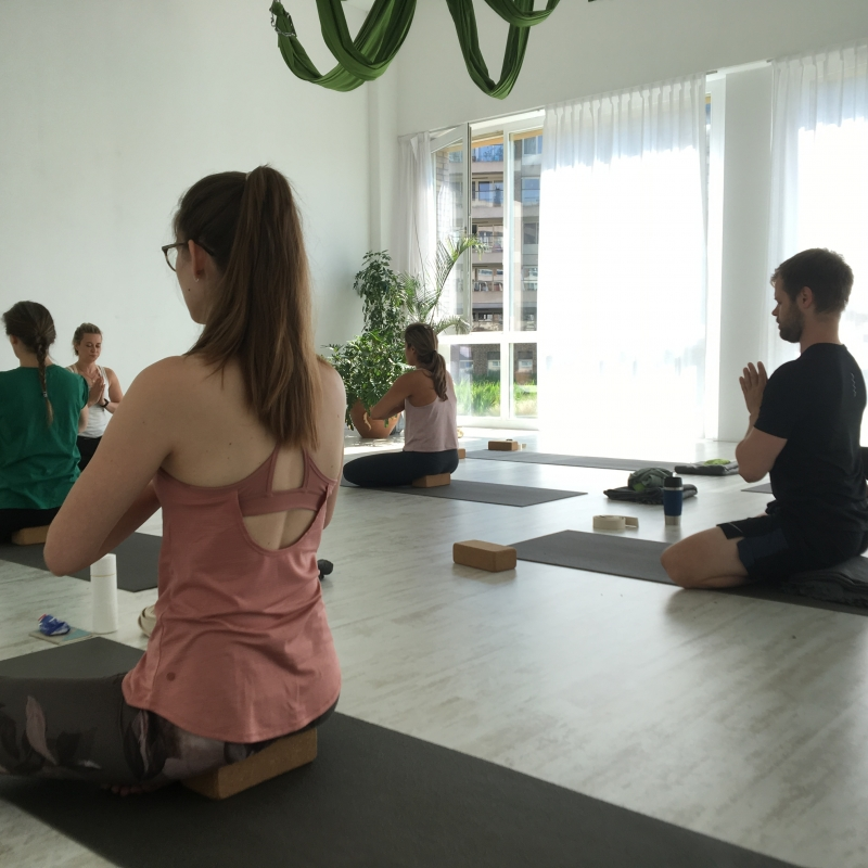Graduation - Vinyasa Yoga Teacher Training 2019 - TULA Yoga Amsterdam