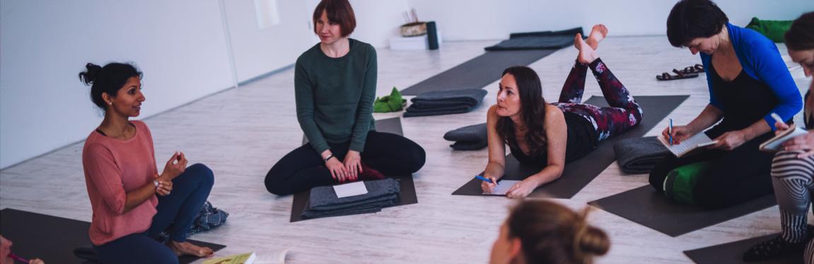 Een yogastudio beginnen