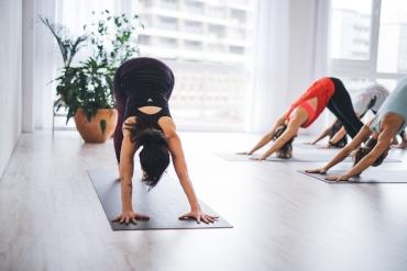 Beginnen met Yoga