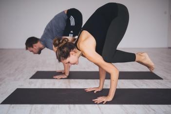 Yoga voor koppels