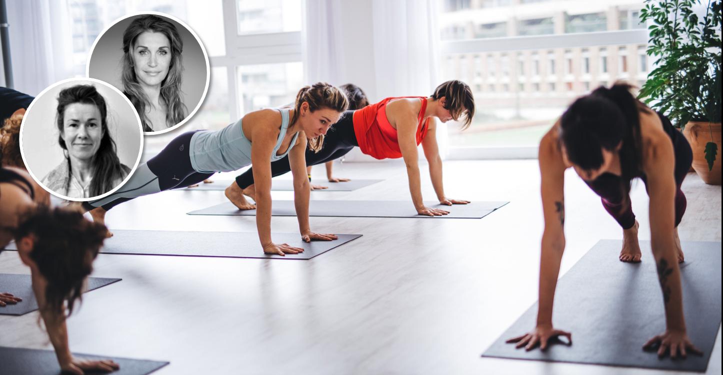 Yoga Opleiding met Marlene Henny en Moena de Jong