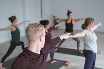 Vinyasa Yoga en Yin Yoga in Tula Ede