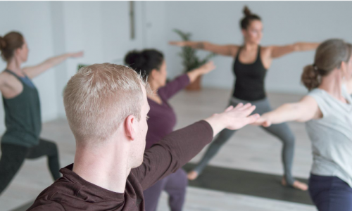 Yoga in Ede