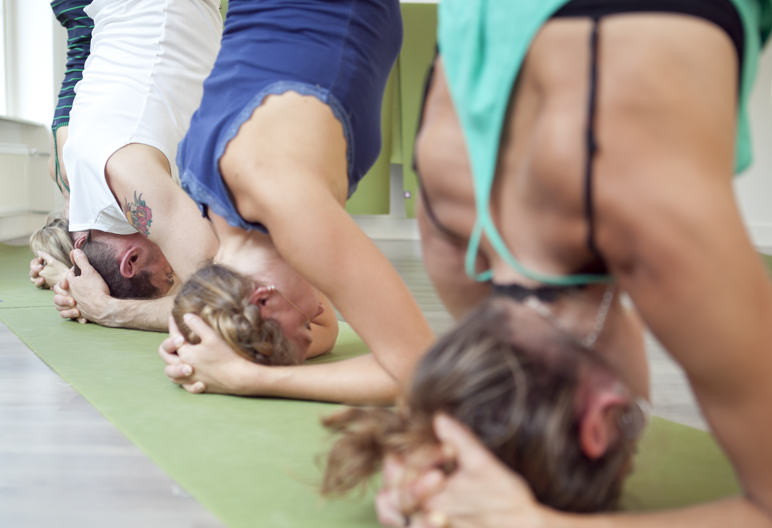 November actie yoga membership