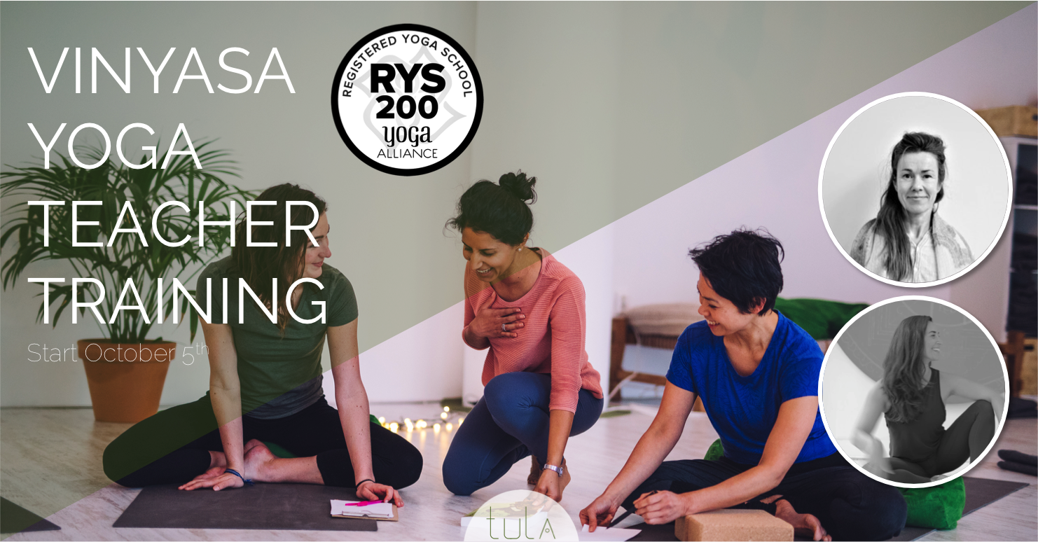 Vinyasa Yoga Teacher Training TULA