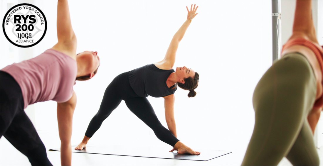 certified Vinyasa yoga teacher training