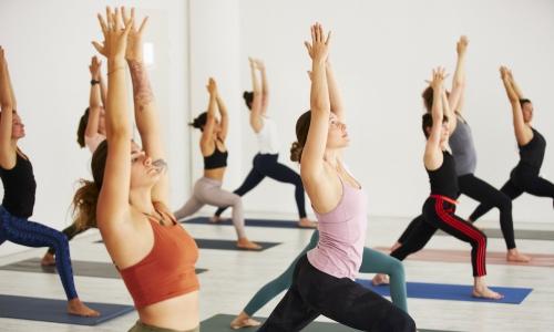 Yogalessen bij TULA