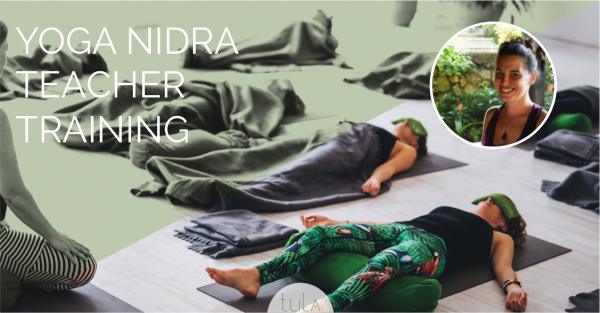 Yoga Nidra Teacher Training - Tula Yoga Amsterdam